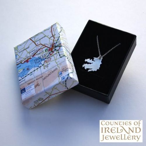 County Kerry Map Pendant